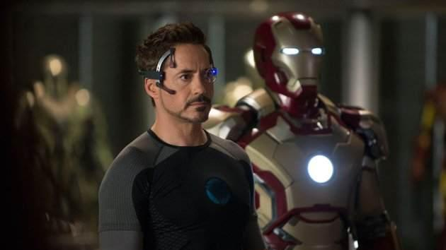 Robert Downey Jr. in Marvel Studios' 'Iron Man 3' -- Marvel