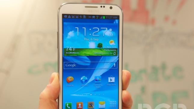 T-Mobile to launch Samsung Galaxy Note II on October 24th