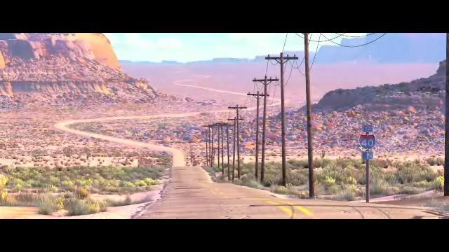 'Cars' Theatrical Trailer