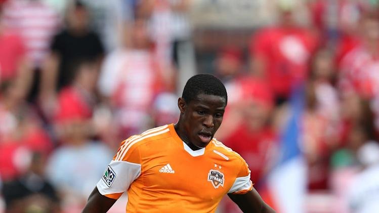 MLS: Houston Dynamo at FC Dallas