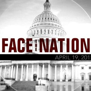 Open: This is Face the Nation, April 19