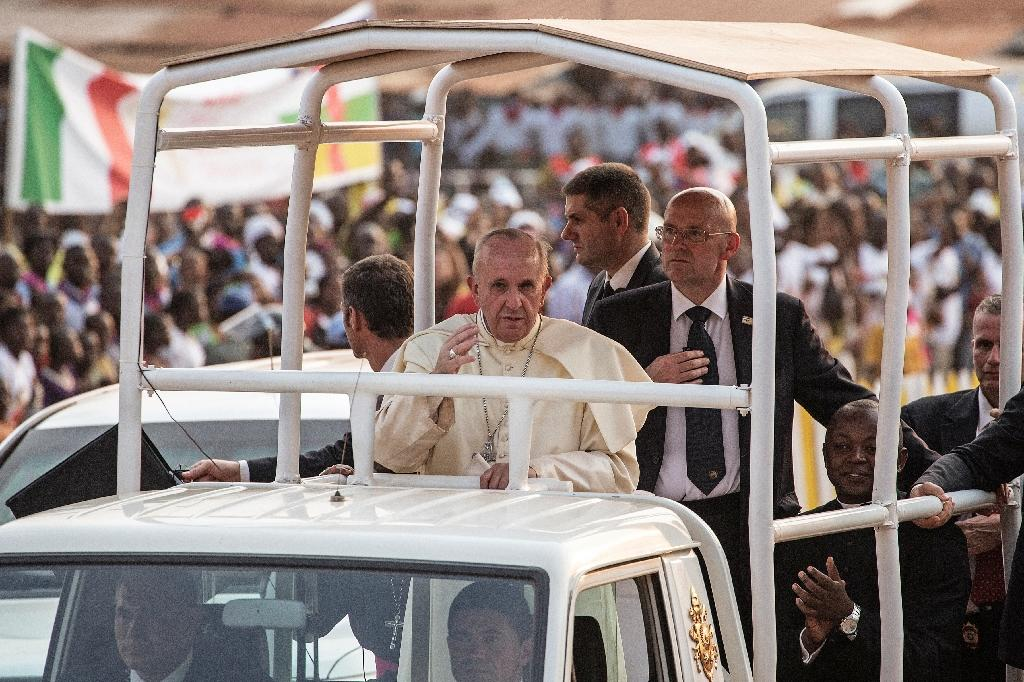 Pope to visit mosque in conflict-ridden Central Africa