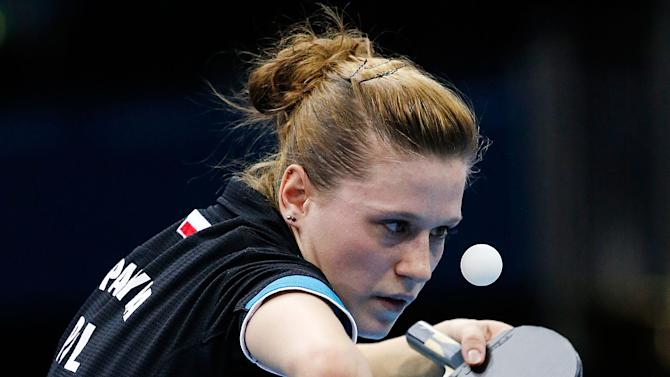 2012 London Paralympics - Day 5 - Table Tennis