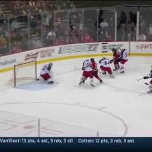 Sergei Bobrovsky Save on Adam Henrique (08:48/2nd)