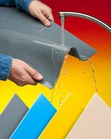 Bixby Introduces Moldable Plastic Sheet That Forms Under Hot Water, Has High Modulus