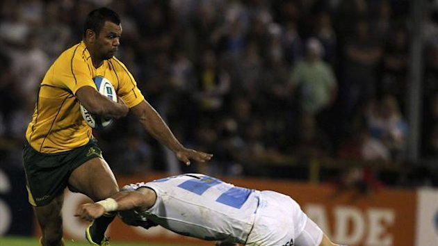 Kurtley Beale (Reuters)