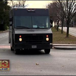 Suspects Still On The Run After UPS Driver Robbed At Gunpoint