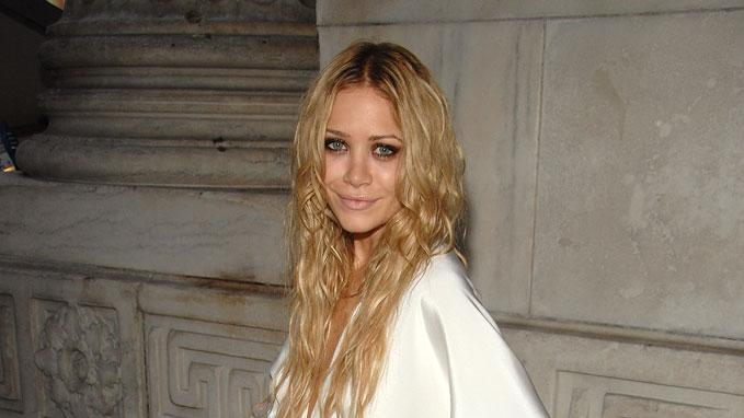 Mary-Kate Olsen at the 2007 CFDA Fashion Awards.