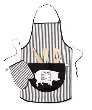 Odette Williams Kids' Apron Set