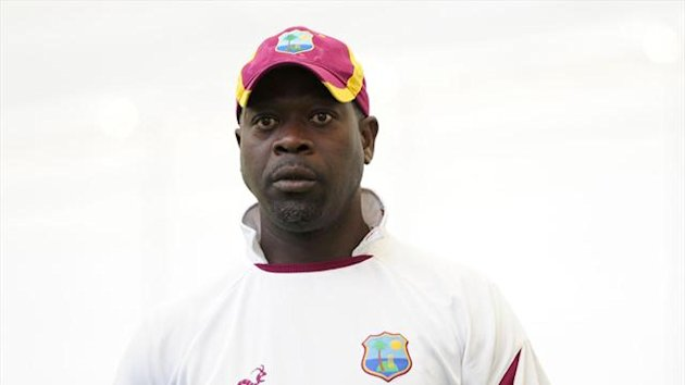 Ottis Gibson will remain with the West Indies for another three years