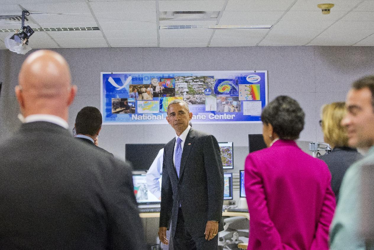 Obama says TX storms a reminder to prepare for disasters