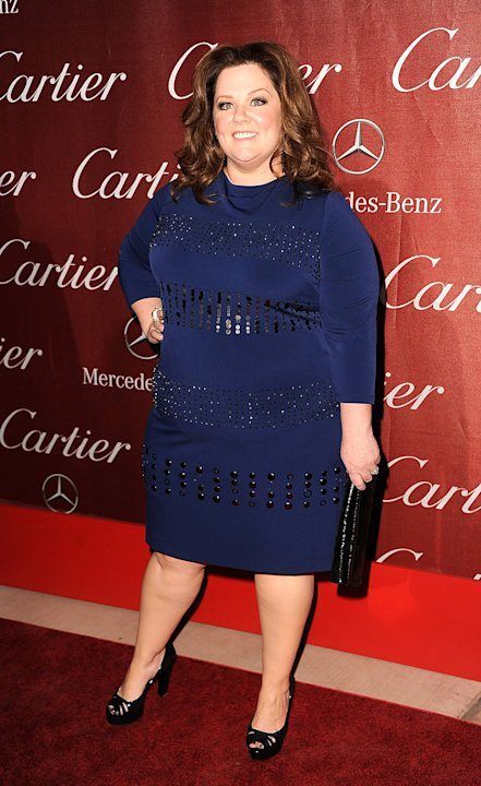 2012 Palm Springs Film Festival Awards Gala Melissa McCarthy