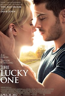 Poster of The Lucky One