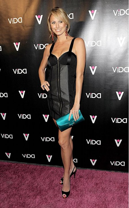 Keibler Stacy VIDA Party