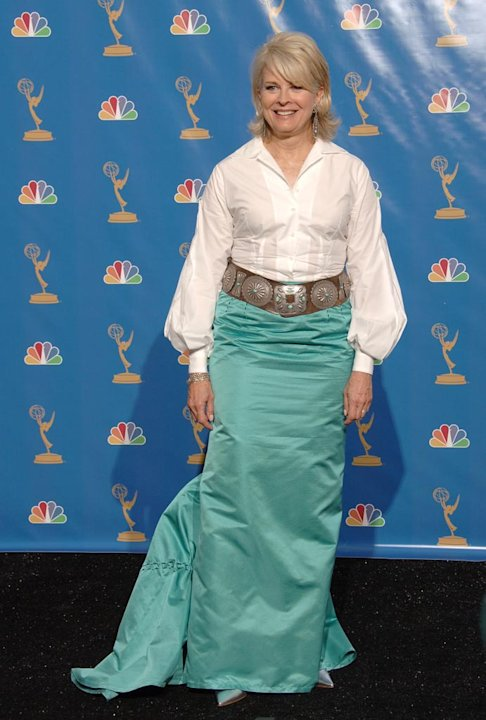 Candice Bergen at The 58th Annual Primetime Emmy Awards.