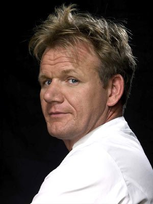 Head Chef Gordon Ramsay