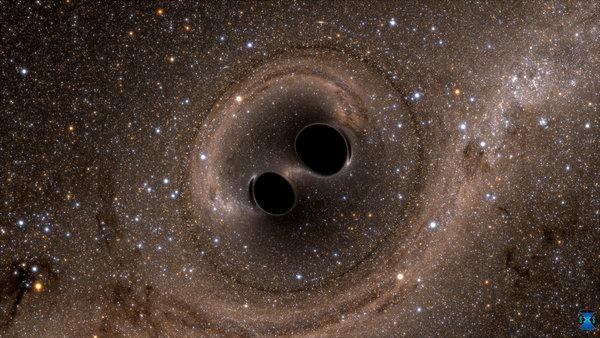 Einstein's gravitational waves detected in landmark discovery