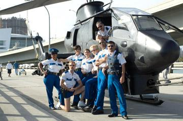Niecy Nash , Thomas Lennon , Kerri Kenney-Silver , Mary Birdsong , Wendi McLendon-Covey , Cedric Yarbrough , Robert Ben Garant , and Carlos Alazraqui in 20th Century Fox's Reno 911: Miami