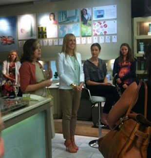 Meet The Amazing Liz Earle At Grazia's Beauty Event In Leeds!