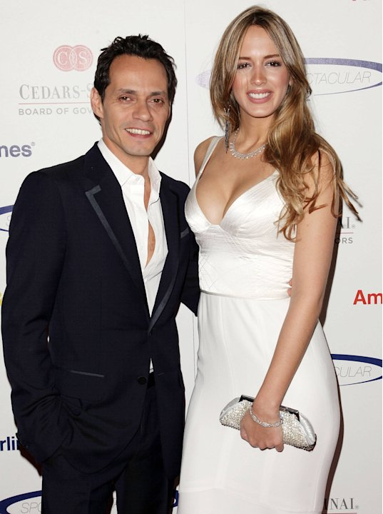 Marc Anthony and Shannon De Lima27th Anniversary of Sports Spectacular at the Hyatt Regency Century PlazaCentury City, California - 20.05.12Mandatory Credit: Brian To/WENN.com