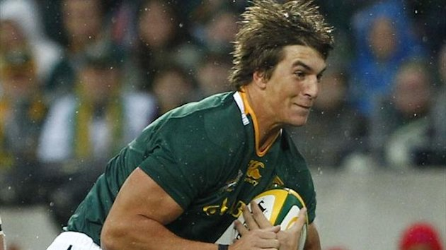 Eben Etzebeth of the Stormers and South Africa (Reuters)