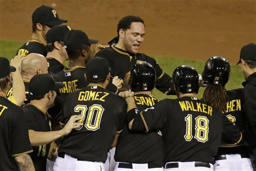Pirates stay hot, beat Tigers 1-0 in 11 innings
