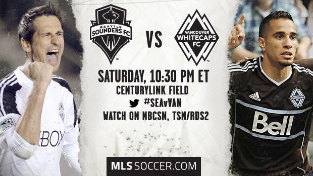 Seattle Sounders vs. Vancouver Whitecaps | MLS Match Preview