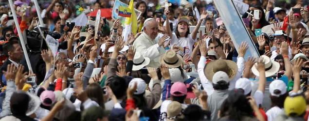 Why Pope Francis is the patron saint of tourism