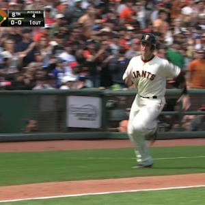 Crawford's RBI single