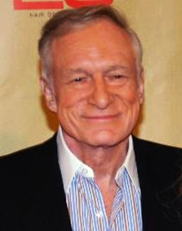 Hugh Hefner Weds Crystal Harris