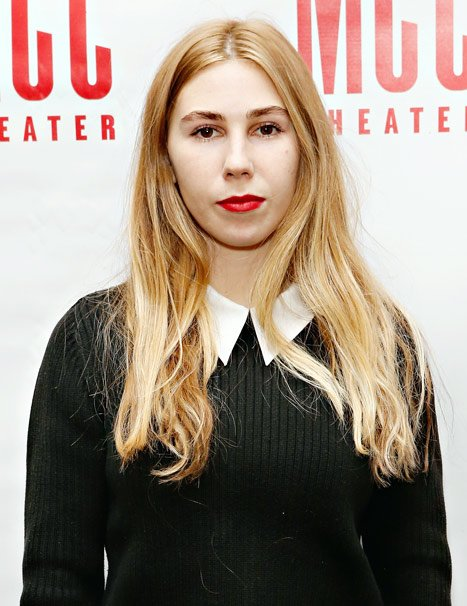 Girls' Zosia Mamet Goes B&nbsp;&hellip;