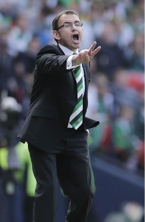 Soccer - Pat Fenlon filer