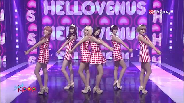 Simply K-Pop : HELLOVENUS - Would You Stay for Tea?