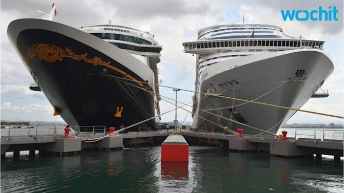 Puerto Rico To Receive World's Two Largest Cruise Ships