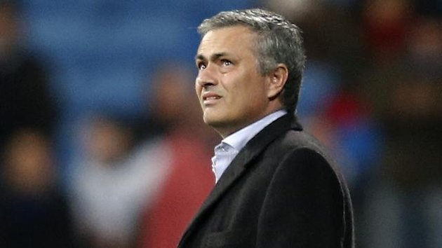"FOOTBALL: Jose Mourinho, who agreed to leave Real Madrid at the end of the 2012-13 season ""by mutual consent"" (REUTERS)"