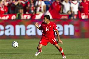 De Rosario relishing leadership role with young Canada side