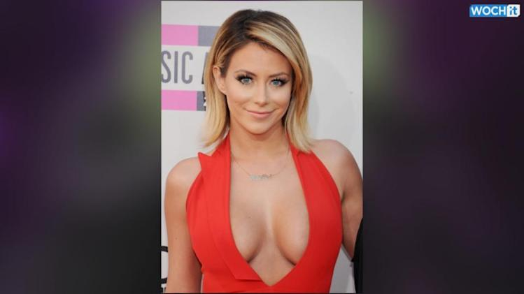 Aubrey O'Day Shares One VERY Racy Instagram Snap