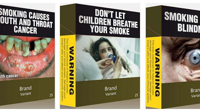 Big Tobacco Threatens to Sue Australia Over Ugly Cigarette Packs