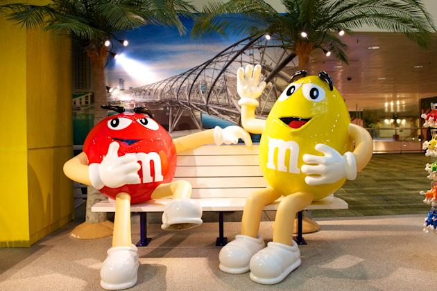 Sweet treats galore at Changis new M&Ms store 6