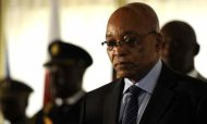 Zuma: S Africa 'Dismayed' By Mine Shooting