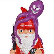 Detroit Red Wings gnome Getty Images