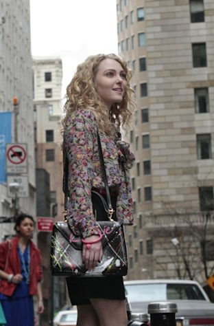 AnnaSophia Robb as Carrie Bradshaw in The CW&#39;s &#39;The Carrie Diaries&#39; -- The CW