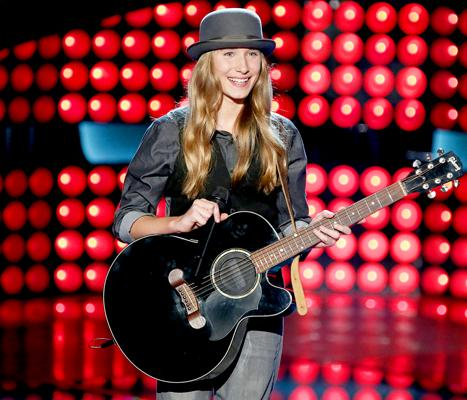 "The Voice Winner Sawyer Fredericks, 16: I Want to Get Back to the Farm, ""I Do Not Want to Move to L.A.!"""
