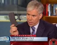 NBC's David Gregory Won't Be Prosecuted For Ammo Clip Shown On 'Meet The Press'