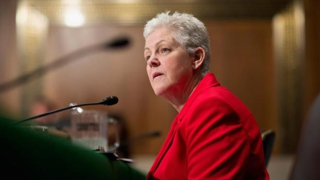Gina McCarthy was asked to respond to more than 1,100 questions, the vast majority of which came from Republicans.