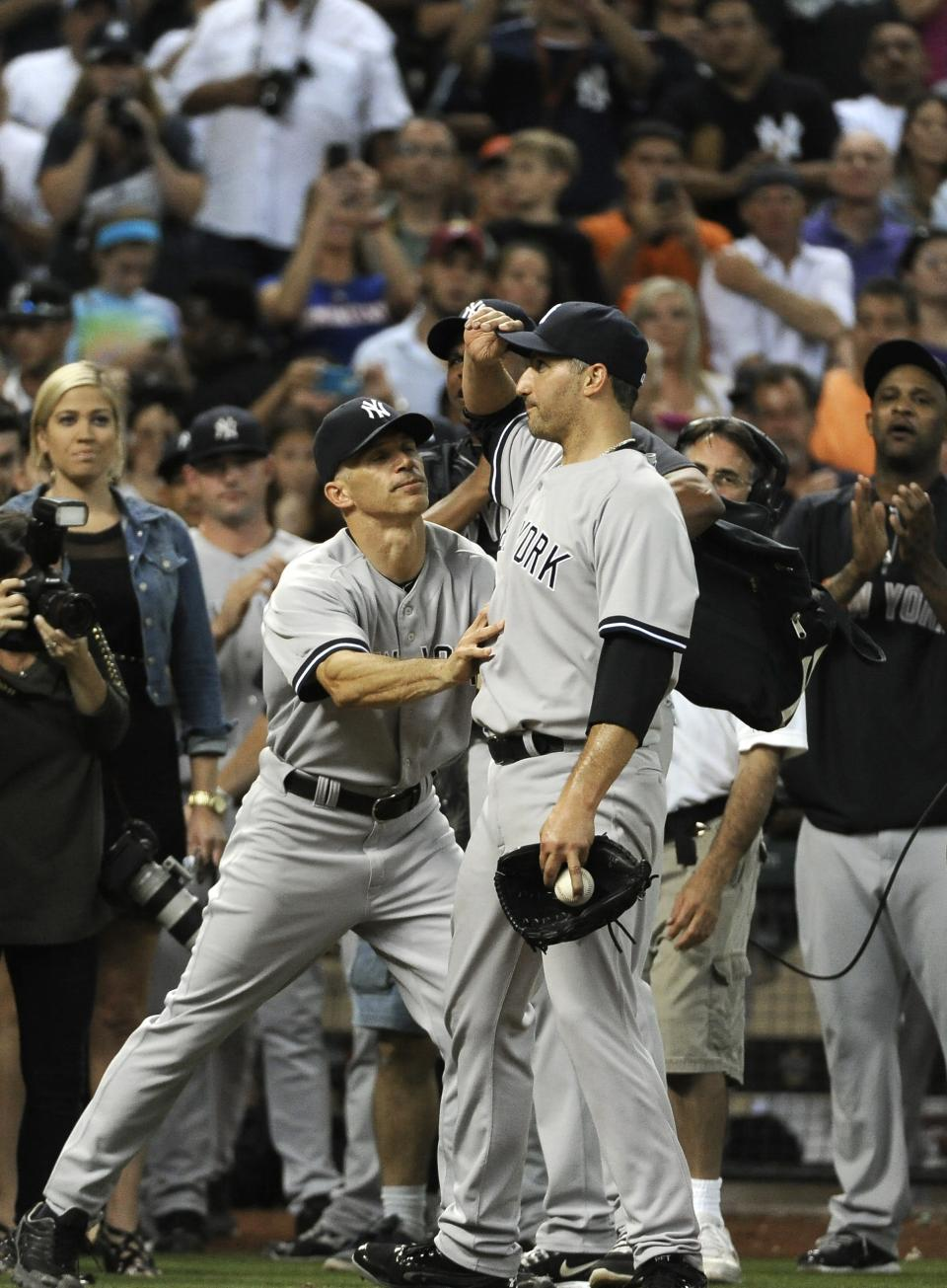 Yanks' Girardi: Decision on future won't take long