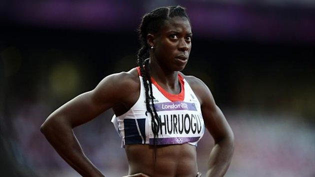 Britain's Christine Ohuruogu (Reuters)