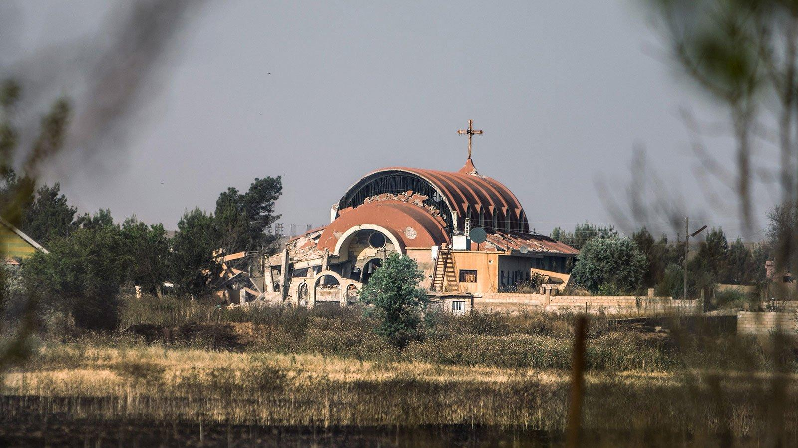 Is There Really a 'Christian Genocide' in Syria and Iraq?