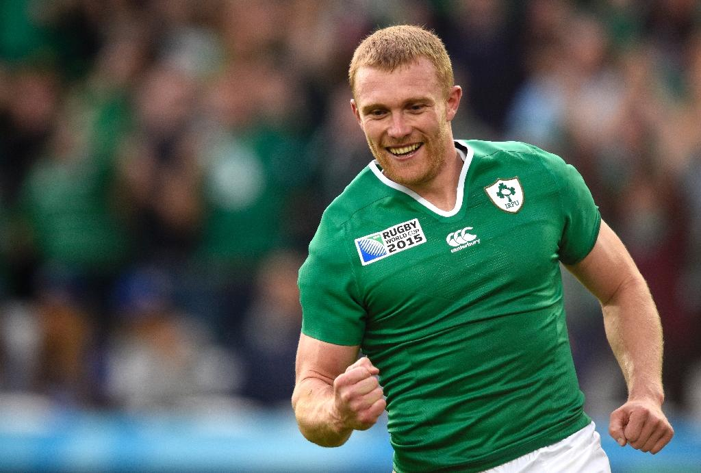 Ireland beat Italy to book World Cup quarter final place