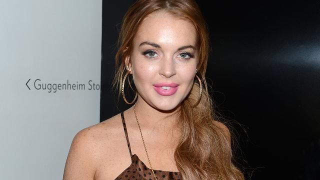 Lindsay Lohan in Hotel Scuffle With Congressional Aide Over Cell Phone Photos